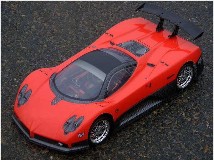 2pcs/set zonda 1:10 PVC drift On-road painted body shell with wind tail for hsp traxxas tamiya 3racing hpi hobby RC parts usb charge dock sub pcb s010 sub