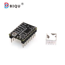 BIQU BIGTREETECH TMC2100 StepStick MKS TMC2100 stepper motor driver ultra-silent excellent stability&protection superior perfor