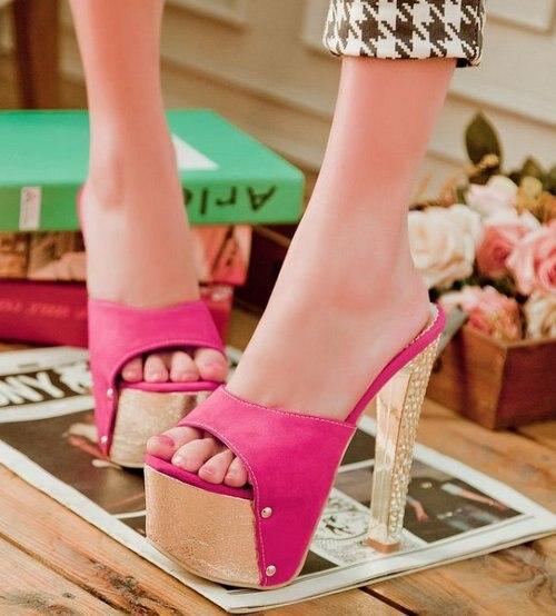 Azul Del Sexy Zapatos Los Marca oro Calza Calzado Alto Calidad 40 P11241 De Tacón Moda Plataforma rojo plata Stiletto 33 Venta Caliente Mujeres HxOnY0vx