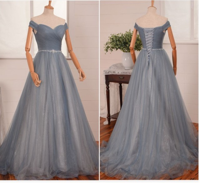 Black and silver wedding dresses fashion dresses for Blue silver wedding dress