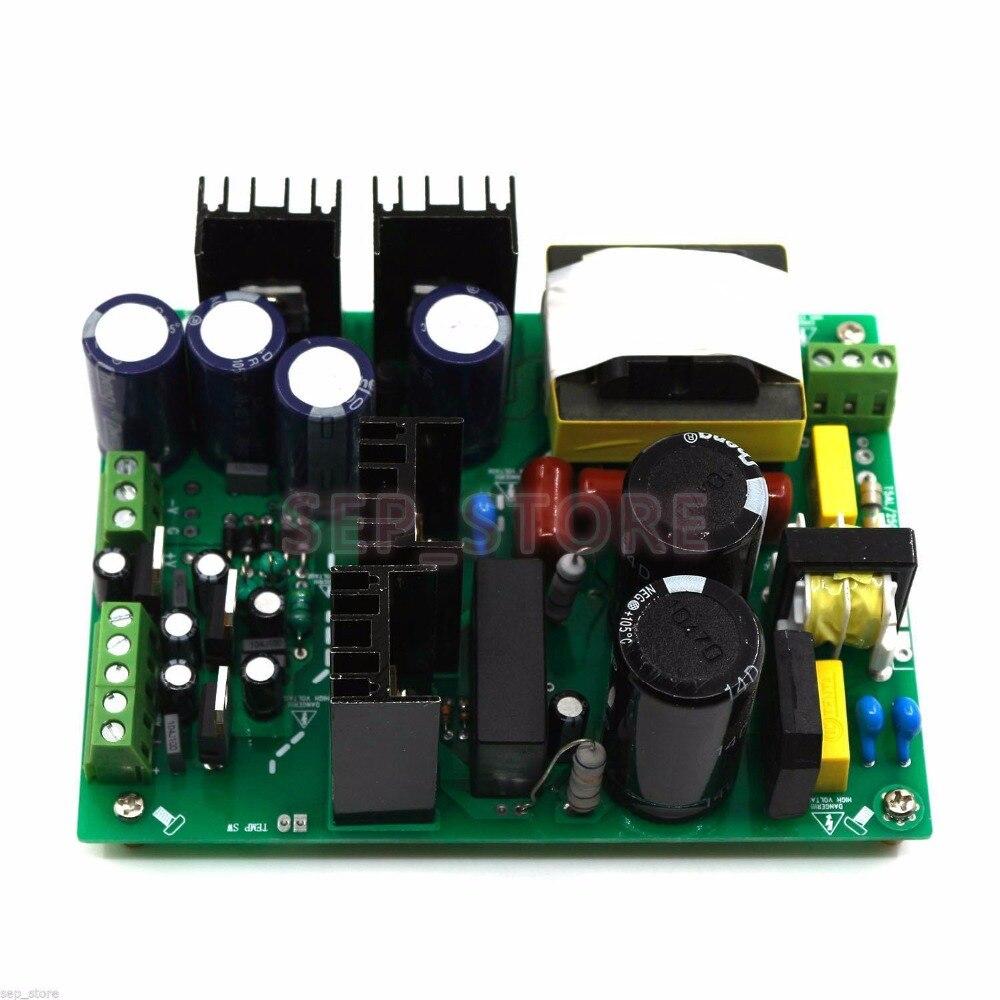 GZLOZONE 500W Amplifier Switching Power Supply Board Dual voltage PSU For Audio
