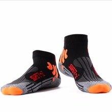 1 пара мужские беговые носки тапочки EU (39-42) нейлон мягкие впитывающие носки для бега Тренажерный Зал Фитнес Досуг Спорт на открытом воздухе Meias