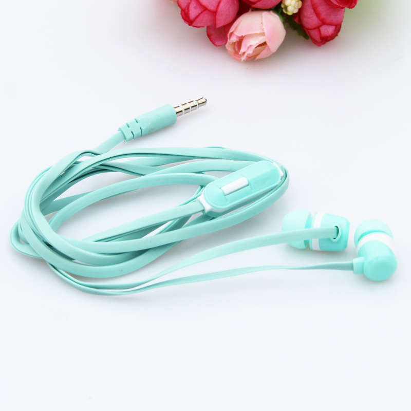 9922 3.5mm Earphones Headsets Stereo Earbuds For mobile phone MP3 MP4 For PC