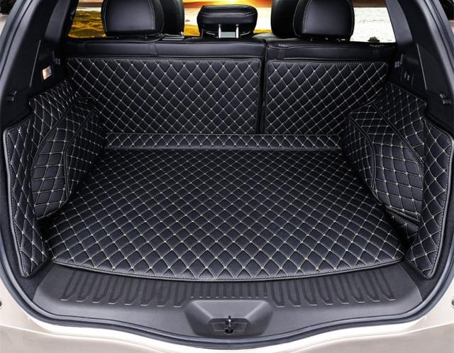 toutes les entourent tapis de coffre de voiture pour renault 2017 koleos 3d tpe xpe anti slip. Black Bedroom Furniture Sets. Home Design Ideas