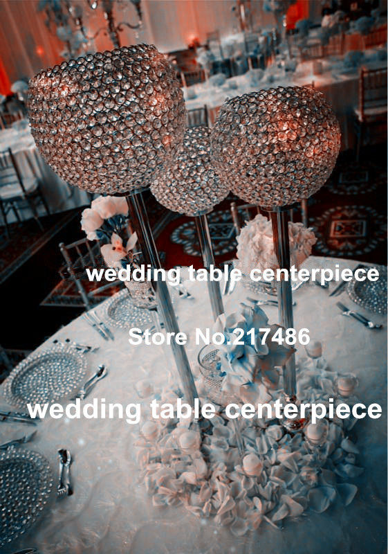 Whole Crystal Flower Stand Candelabra Center Tables Decorative Wedding Candle Holder Centerpieces In Glow Party Supplies From Home Garden On