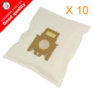 Image 1 - 10pcs Hoover TYPE H60 H30 H52 ENIGMA TE7 TE70 TEN2400 ARIANNE TELIOS Dust filter Bag T2100 T2599 T2615 T2621 T2740 T2760 TS1823