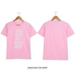 SMZY możesz iść do domu teraz koszulka męska lato moda okrągłe wycięcie pod szyją Tshirt mężczyźni bawełna Pop miękkie śmieszne Tshirt mężczyźni wygodne koszulki z krótkim rękawem 2