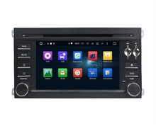 Octa Core 2 din 7″ Android 6.0 Car Radio DVD GPS for Porsche Cayenne 2006-2010 With 4GB RAM Bluetooth WIFI 32GB ROM Mirror-link