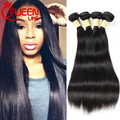 BEST Peruvian Straight Virgin Hair 4 Bundles Queen Like Hair Products Human Hair Weave Unprocessed Peruvian Virgin Hair Straight