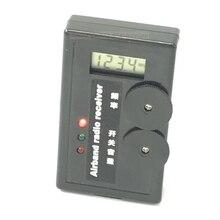 110 140M affichage numérique bande dair récepteur radio Airband récepteur Radio aviation bande récepteur pour aéroport sol + casque