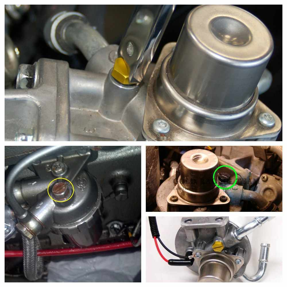 free shipping billet air bleeder screw fuel filter housing 2001 2016 for gmc duramax diesel  [ 1000 x 1000 Pixel ]