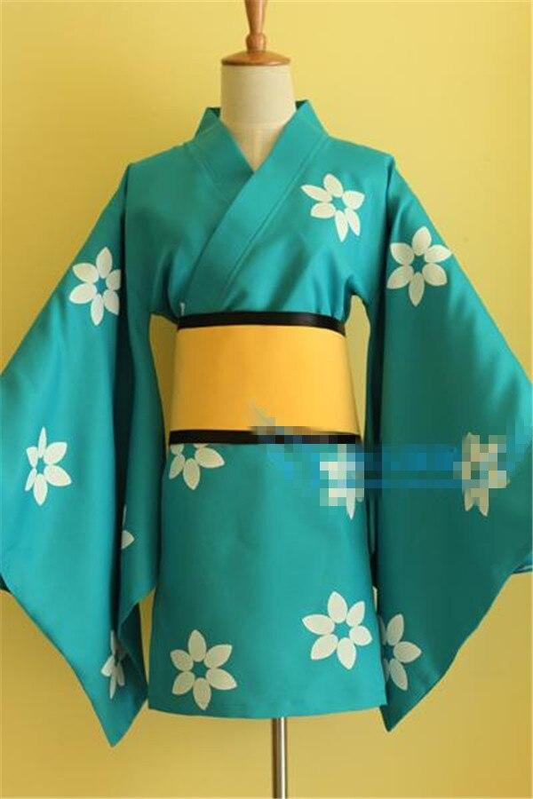 New Clothing For Hot Anime My Sister So Cute Black Cat Fashion Printed Kimono Uniform Cosplay Costume