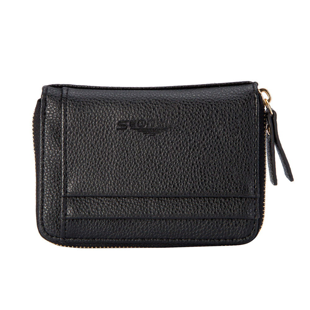 где купить Vintage Leather Men Business Solid Wallet Coin Purse High Quality ID Credit Card Pockets monederos hombre para monedas по лучшей цене