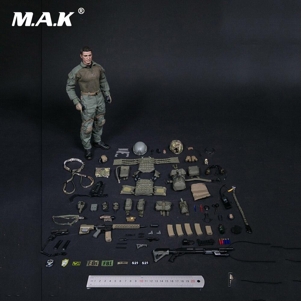 1/6 78044 A Elite Series FBI SWAT TEAM AGENT SAN DIEGO Full Set Action Figure Toy for Collection franke fbi 722 xs