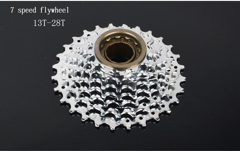 MEIJUN ποδήλατο βουνού 789 ταχύτητα 10 - Ποδηλασία - Φωτογραφία 5