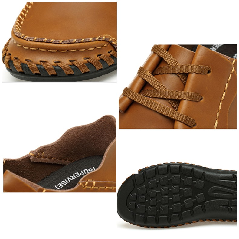 IOW גברים נעלי גדול 4