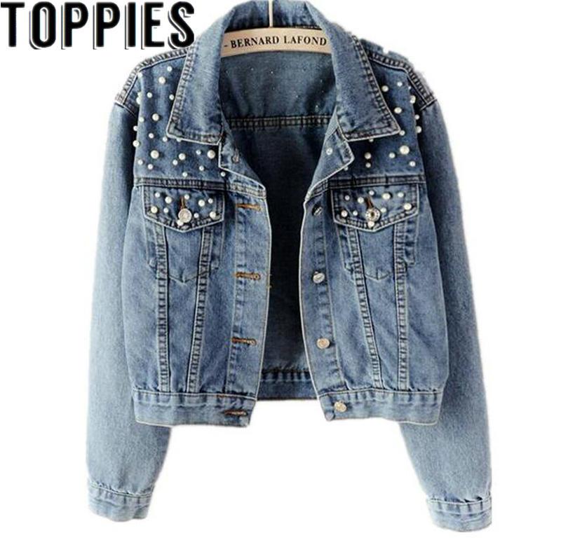 Basic Jacken Offen 6xl Vintage Denim Mädchen Jeans Lose Denim Jacke Mäntel Frühling Herbst Frauen Koreanische Stil Oberbekleidung Marke Plus Größe Marke Jacken & Mäntel