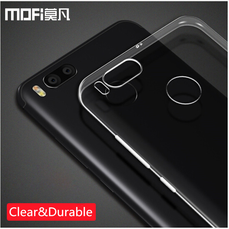 Xiaomi mi 5x case cover silicone soft transparent back cover xiaomi A1 protective capas MOFi original xiaomi mi 5x case cover