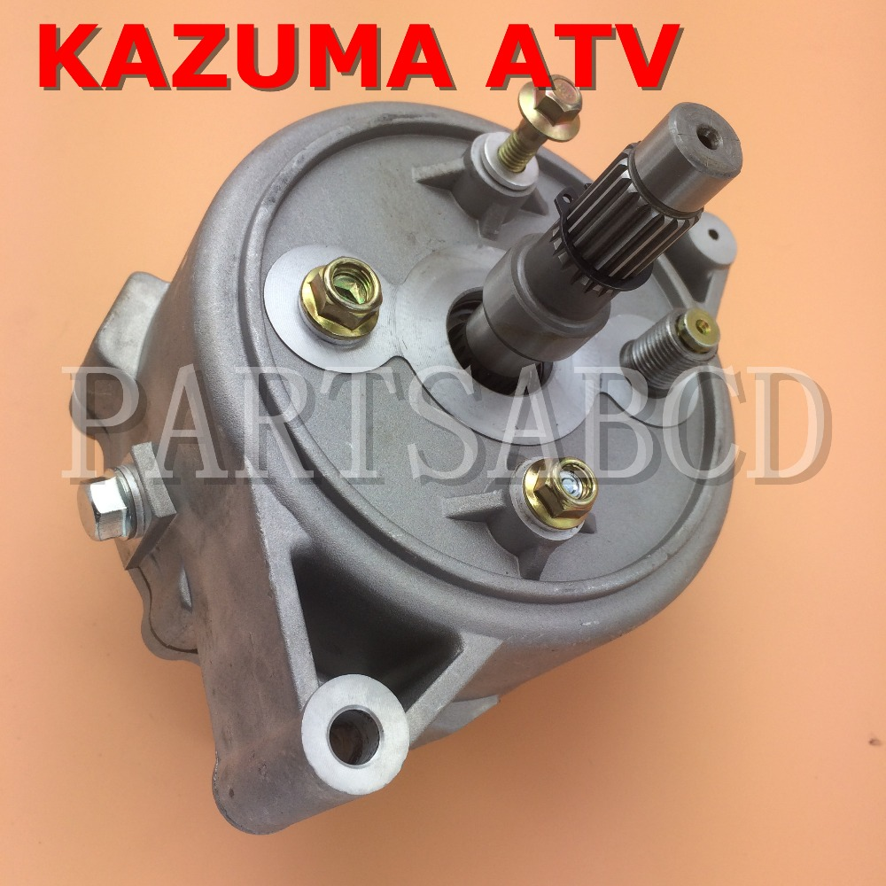 US $69 99  PARTSABCD Reverse Gear Box Assy For KAZUMA 150CC ATV Quad  Parts-in ATV Parts & Accessories from Automobiles & Motorcycles on  Aliexpress com
