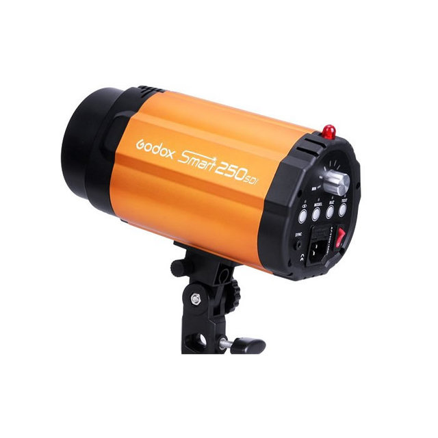GODOX Smart 250SDI Pro Photography Studio Strobe Photo Flash Light 250ws 250w