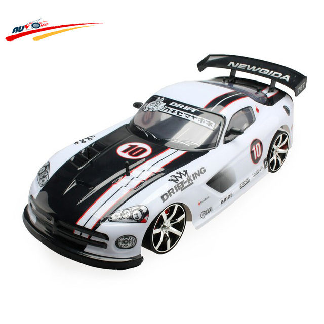 RC Автомобилей 1:10 Высокая Скорость Гоночный Автомобиль 2.4 Г Subaru 4 Привод Управления По Радио Спорт Дрейф Гоночный Автомобиль Модели электронных игрушка