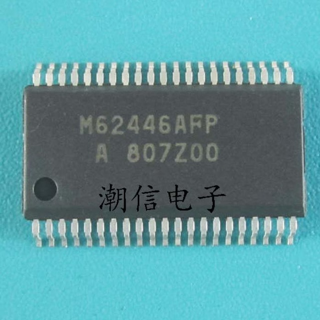1pcs/lot M62446AFP M62446FP M62446 62446AFP SSOP-42 In Stock