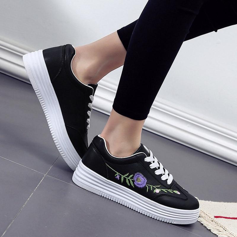 Casuales Lace Conducción Mujeres De Las Zapatillas blanco Transpirable Del Otoño Ballet Zapatos Primavera Negro Verano Aa40089 Up vqORRw0g