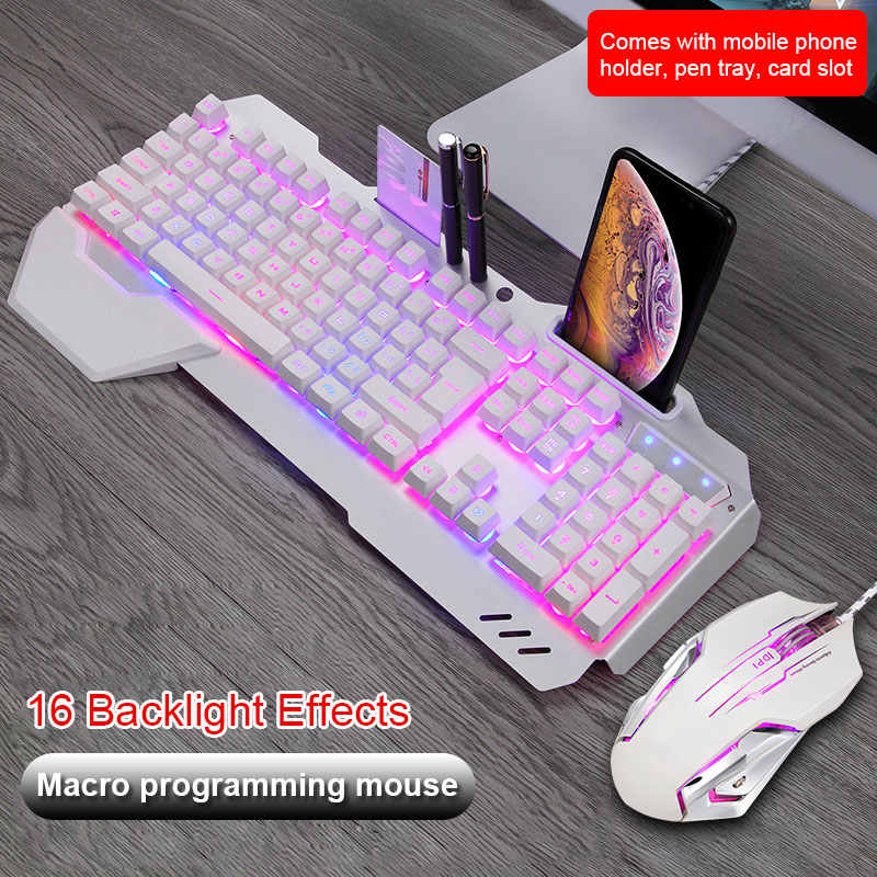 Wireless Mouse Keyboard Mouse Kit Usb2.0 Nirkabel Keyboard Laptop Tahan Lama 2400 Dpi PC