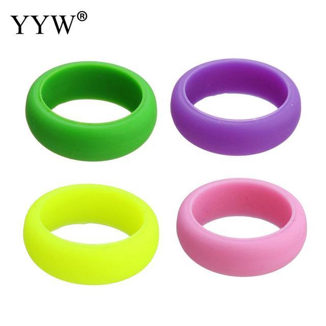Multicolor Size 8 12 Hypoallergenic Crossfit Flexible Rubber Band