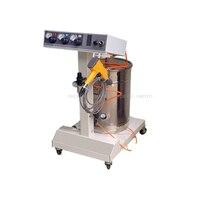 1pcs Electrostatic Powder Coating Machine With Electrostatic Powder Coating Gun WX 001