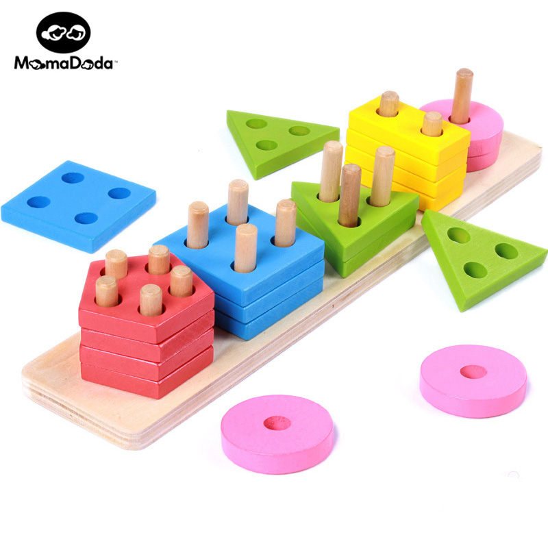 Math Toys For Kids : Wooden montessori math materials baby s educational toys
