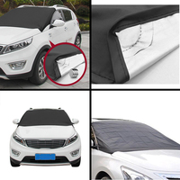 Universal Car windshield sunshade   auto   magnetic protector anti frost snow Glass Car cover for Passat b6 Car Accessories New