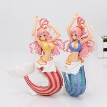 16cm Anime One Piece Cool Creator x Creator Shirahoshi Dracule Mihawk Prize