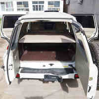 For Nissan Patrol Y61 1997 2010 Rear Cargo Cover privacy Trunk Screen Security Shield shade Auto Accessories