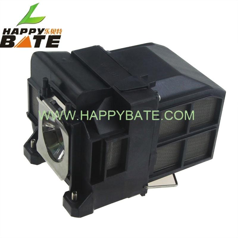 ФОТО Projectors ELPLP75/V13H010L75 for EB-1940W EB-1945W EB-1950 EB-1955 EB-1960 EB-1965 H471B PowerLite 1940 with housing happybate