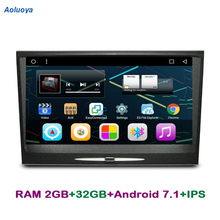 Aoluoya IPS 2GB RAM Android 7.1 CAR DVD GPS Player For Porsche 911 / 977 Cayman 2005 2006-2008 Boxter 2005-2009 Radio Navigation