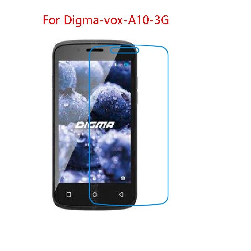 (2-pack) 9 H Flexible Glas Screen Protector Für Digma-vox-a10-3g Zur Verbesserung Der Durchblutung