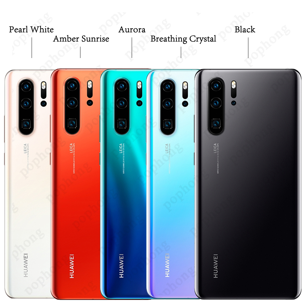 US $728 49 25% OFF|Global version optional Huawei P30 Pro Mobile Phone  6 47'' Full Screen OLED Kirin 980 Smartphone NFC GPS Android 9 1 5  Cameras-in