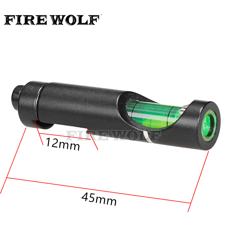 Bubble Level 20mm Or 11mm Weaved Picatinny Base Hunting Tactical Riflescope Scope Mounts Accessories