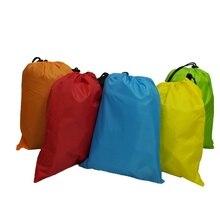 Прочный Bluefield Сверхлегкий Открытый Кемпинг походные дорожные сумки для хранения водонепроницаемые Оксфорд сумка для плавания дорожные прочные комплекты