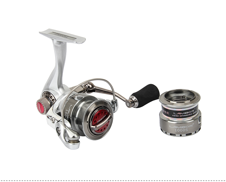 DIY CASITAS CASITAS MGL Lightweight fishing reel spool
