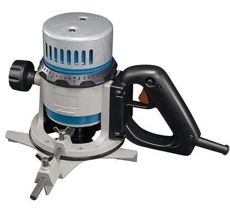 Routeur en bois routeur électrique 1/2 pouces tondeuse à bois électrique sculpture à bord plat tondeuse gravure sur bois Machine 12.7mm