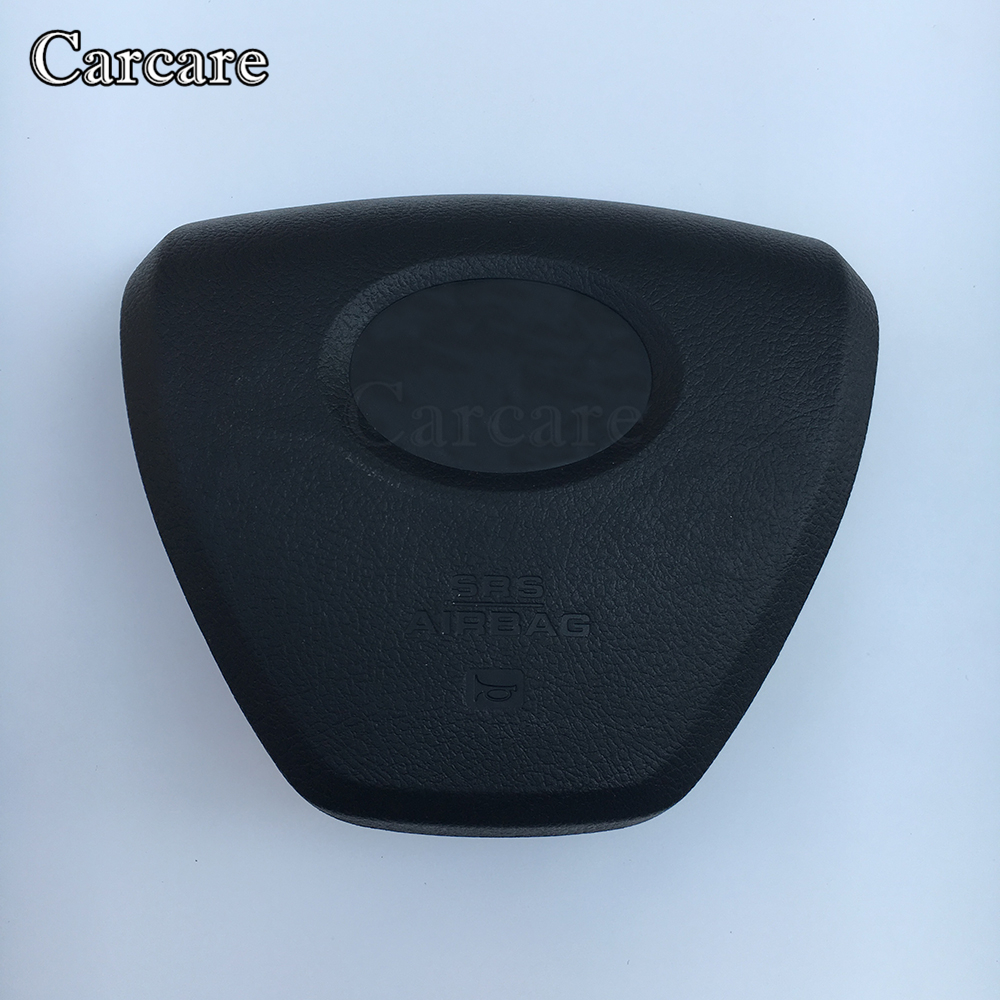 Car Driver SRS Cover For Toyota Camry Steering Wheel Cover With Emblem