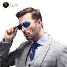 New Sportsman polarized sunglasses men's glasses for driving male sun glasses High-definition color film Dimming Anti-glare 6043