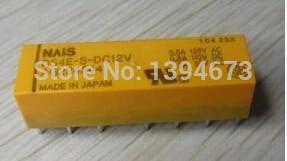 HOT NEW DS4E-S-DC12V DS4E-DC12V DS4E S-DC12V DS4E-S DC12V 12VDC NAIS DIP14 дистанционный выключатель dc12v 4