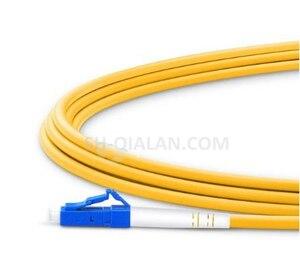 Image 5 - Fibra Óptica Patchcord 1m 2m 3m 10pcs Cabo Óptico SC para LC UPC Simplex 2.0 milímetros PVC Single Mode UPC FTTH Fiber Patch Cable Jumper