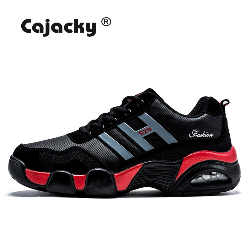Cajacky Winter Men Running Shoes Warm Fur Unisex Sport Sneakers Plush Women Men Shoes Trainers Zapatillas Hombre Mujer Krasovki