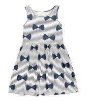 2017 Hot Sale Baby Girl Dress Cotton Summer Dresses For Girls Sleeveless Kids Children Dresses