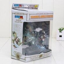ShenRon & Goku PVC Action Figure Collectible 7″18cm