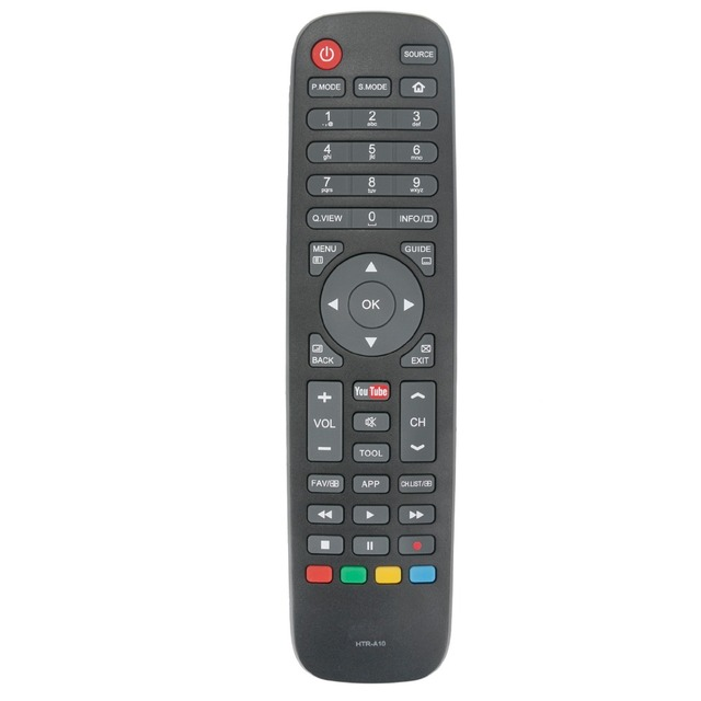 Nuovo TV telecomando HTR A10 per Haier TV LE32N1620W LE32N1620
